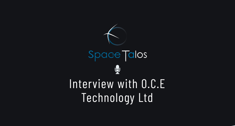 Interview with O.C.E Technology Ltd